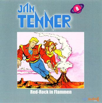 JAN TENNER 8: Red-Rock in Flammen