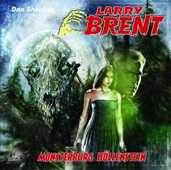 LARRY BRENT 19: Monsterburg Höllenstein