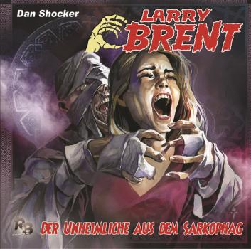 Larry Brent Cover 34
