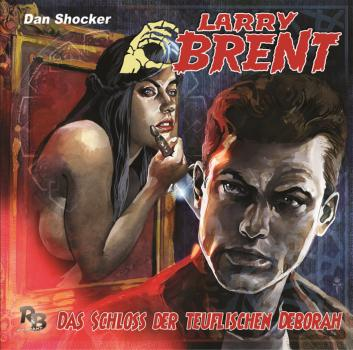 Cover Larry Brent 36