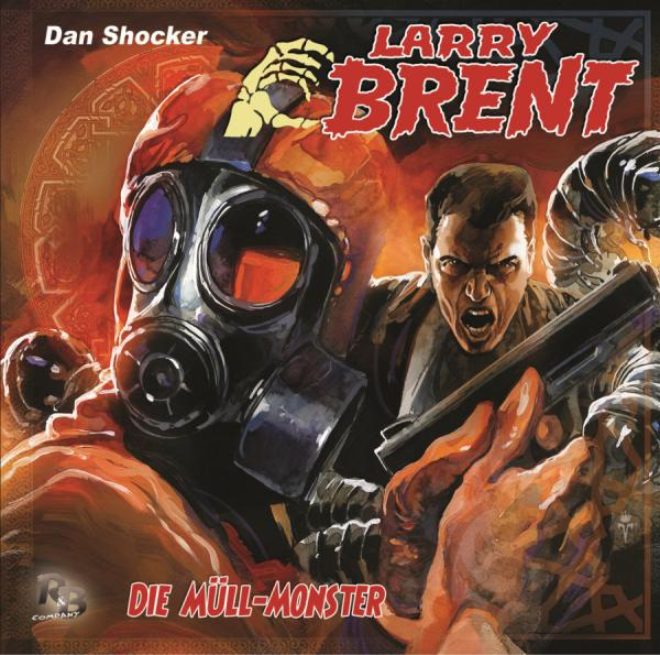 LARRY BRENT 31: Die Müll-Monster (MP3)