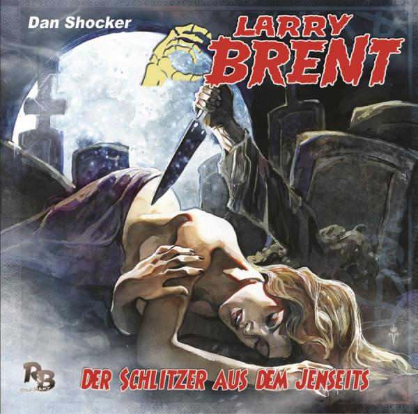 Cover Larry Brent 33