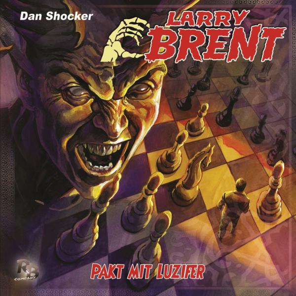 Cover Larry Brent 38