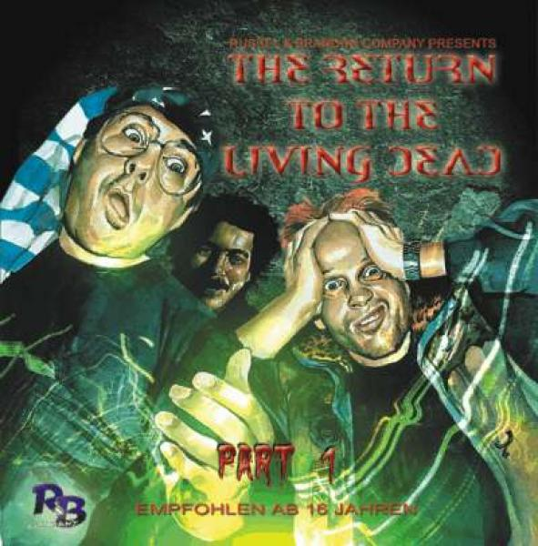 THE UNDEAD LIVE 1: The Return to the Living Dead (MP3)